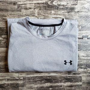Under Armour ColdGear crew neck shirt, size 2XL